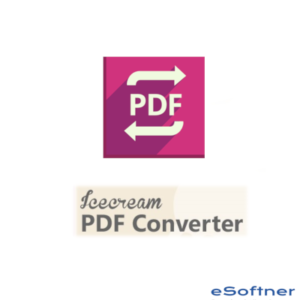 IceCream PDF Converter Logo