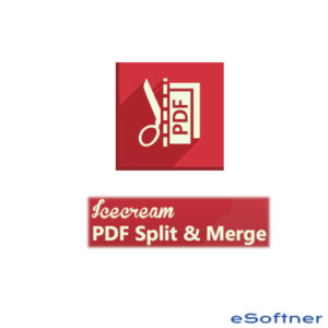 IceCream PDF Split&Merge Logo