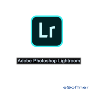 Adobe Photoshop Lightroom Logo