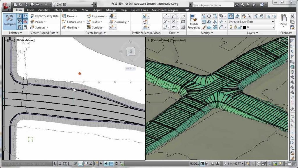 AutoCAD Civil 3D Free Download