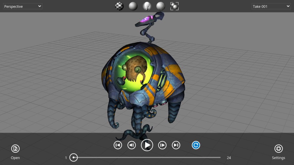 Autodesk FBX Review Download