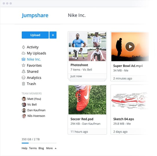 Jumpshare Free download