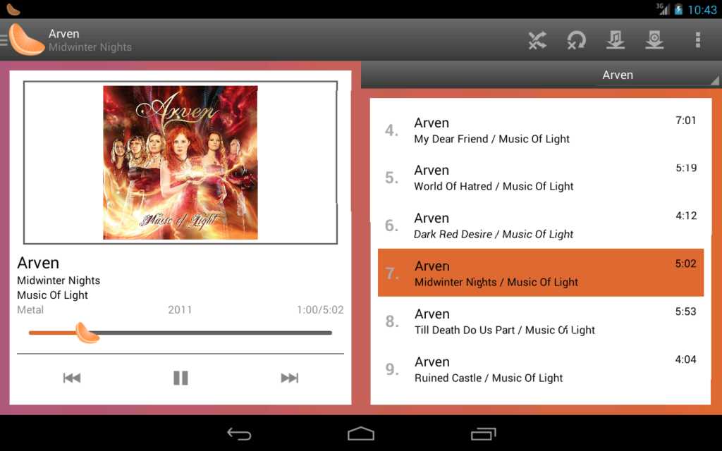 Clementine Music Player Free Download