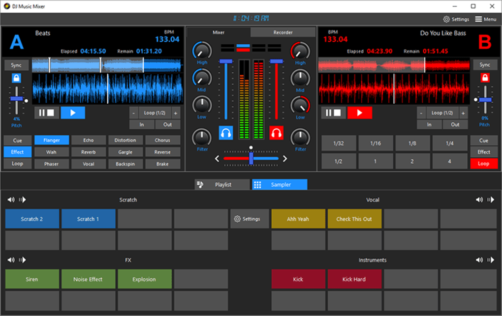 DJ Music Mixer Download