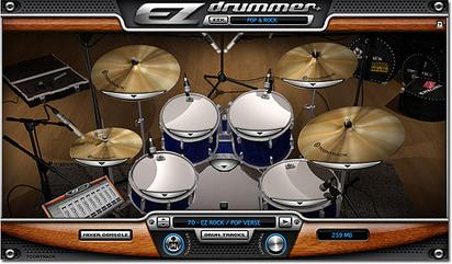 EZdrummer Free Download