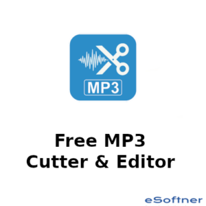 Free MP3 Cutter and Editor Logo
