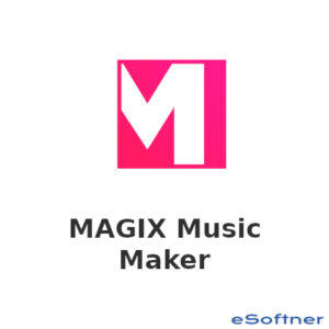 MAGIX Music Maker Logo