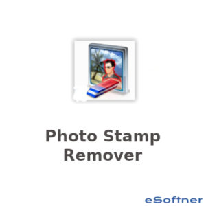 Photo Stamp Remover Logo