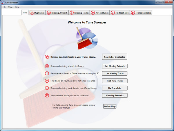 Tune Sweeper Download