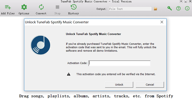 TuneFab Spotify Music Converter Download