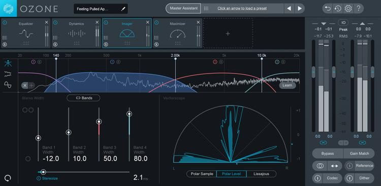 iZotope Ozone Standard Download