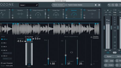 iZotope Ozone Standard Free Download