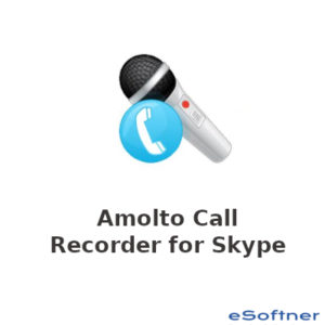 Amolto Call Recorder for Skype Logo