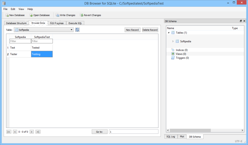 DB Browser for SQLite Free Download