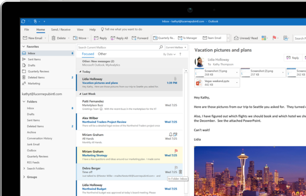 Microsoft Outlook Download