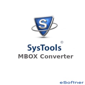 SysTools MBOX Converter Logo