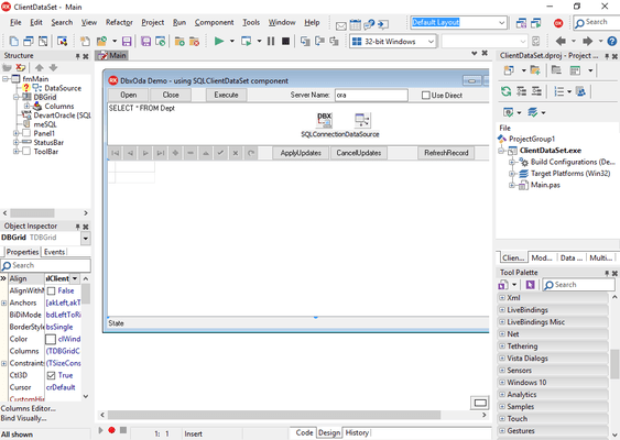 dbExpress driver for Oracle Download
