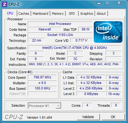 CPU-Z Free Download