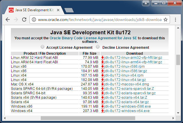Java Development Kit Download