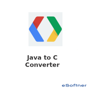 Java to C Converter Logo