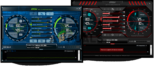 MSI Afterburner Download