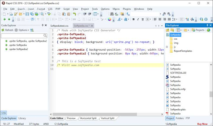 Rapid CSS Editor Free Download