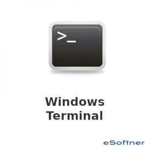 Windows Terminal Logo