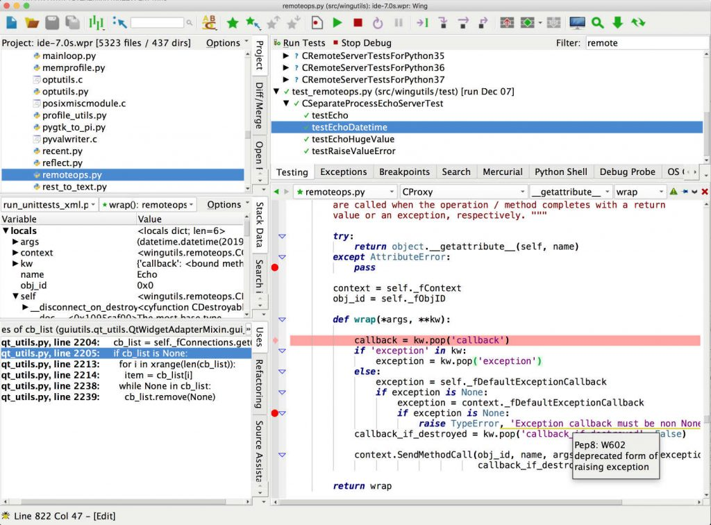 Wing IDE Free Download