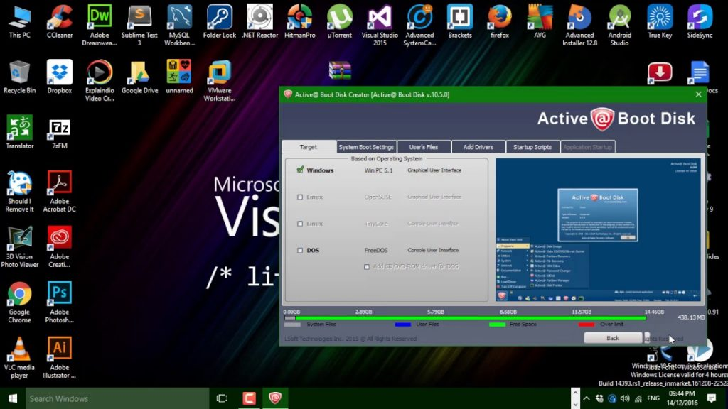 Active Boot Disk Suite Download