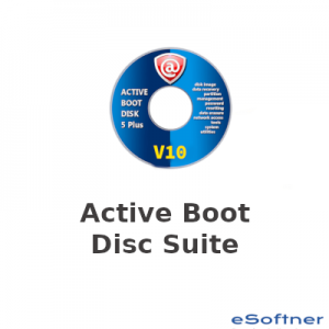 Active Boot Disk Suite Logo