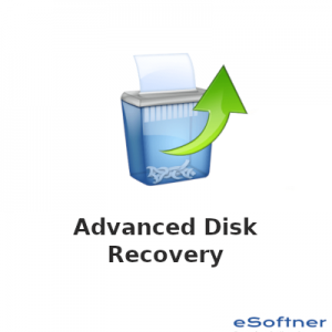 Advanced Disk Recovery Logo
