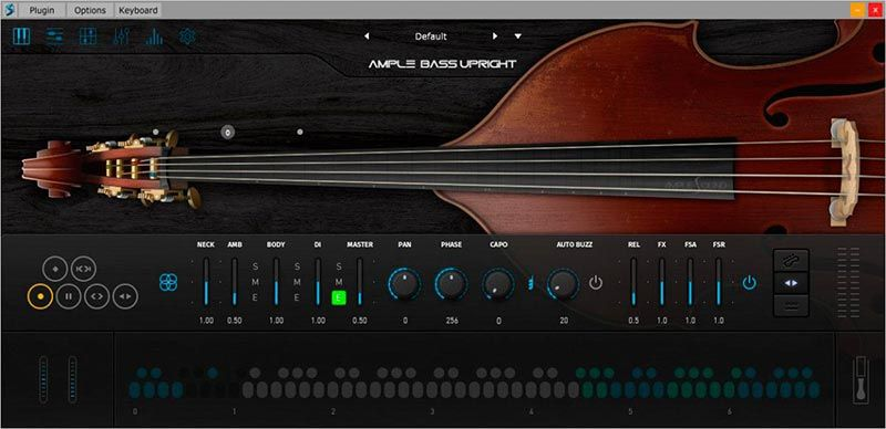 Ample Sound – Ample Bass Upright III VST Download