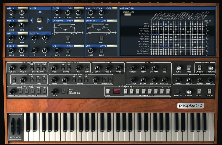 Arturia Prophet Free Download