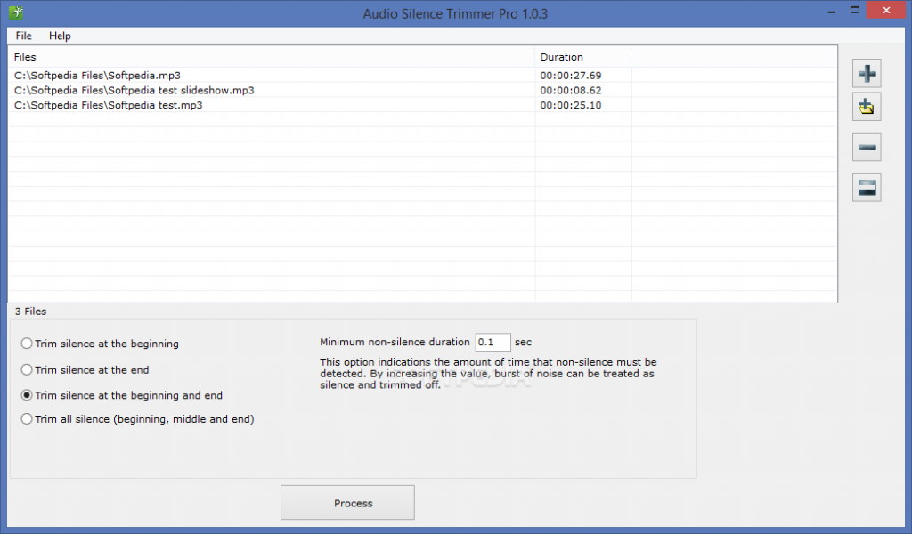 Audio Silence Trimmer Pro Free Download