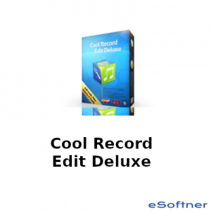 Cool Record Edit Deluxe Logo