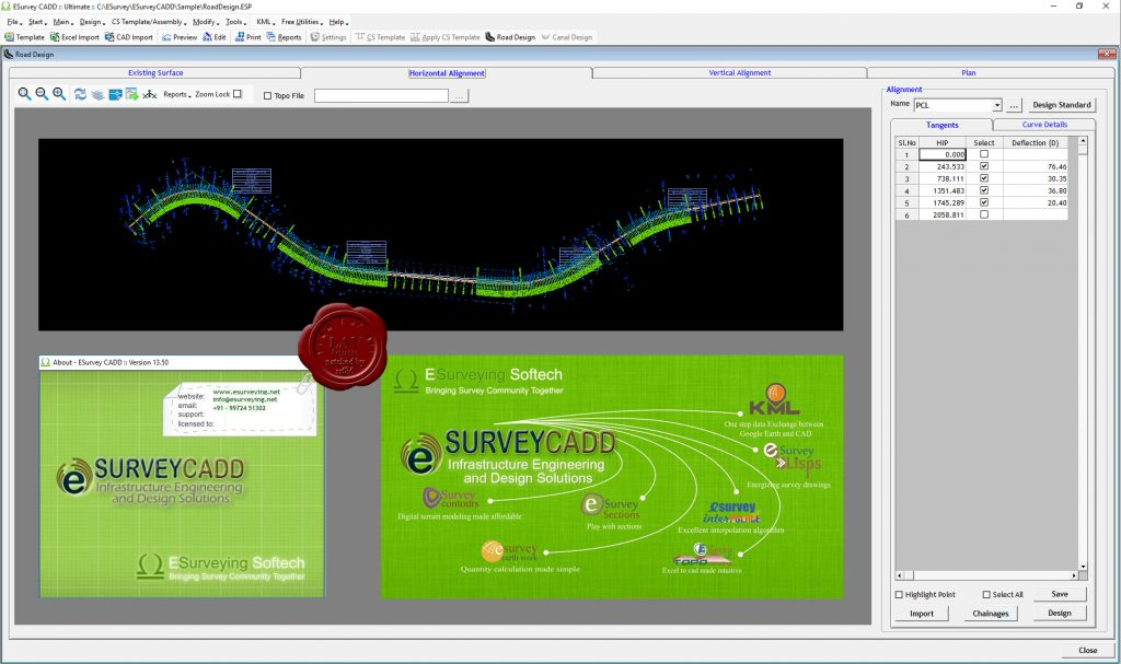 ESurvey CADD Download