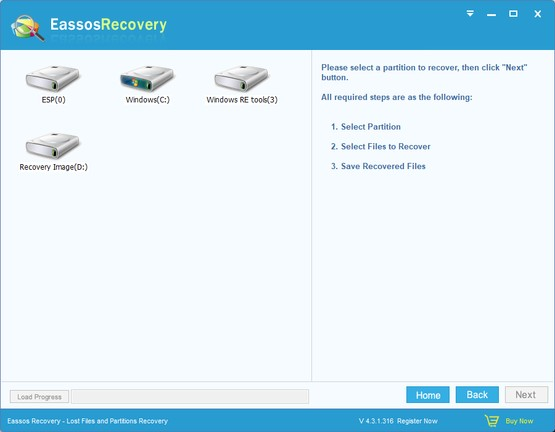 Eassos Recovery Download