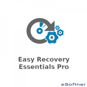 Easy Recovery Essentials Pro Logo