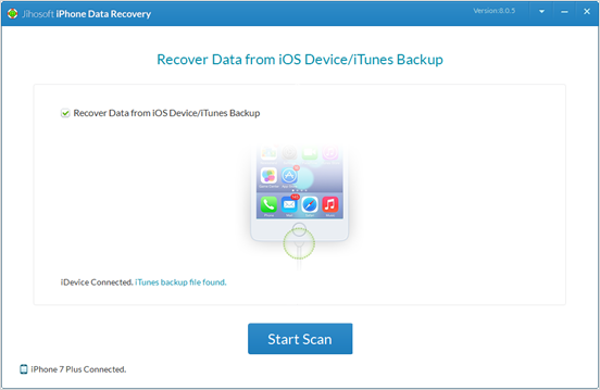 Jihosoft iPhone Data Recovery Download