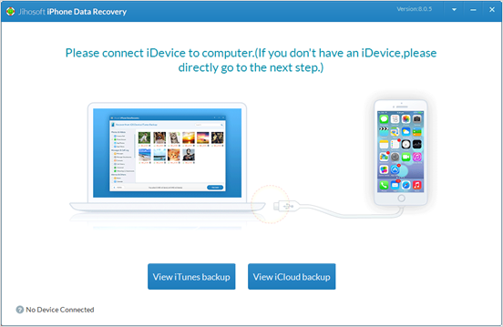 Jihosoft iPhone Data Recovery Free Download