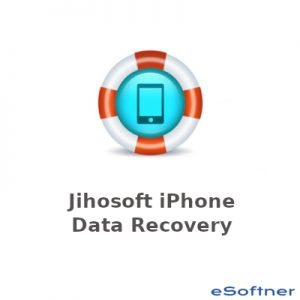 Jihosoft iPhone Data Recovery Logo