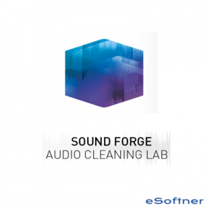 MAGIX SOUND FORGE Audio Cleaning Lab Logo