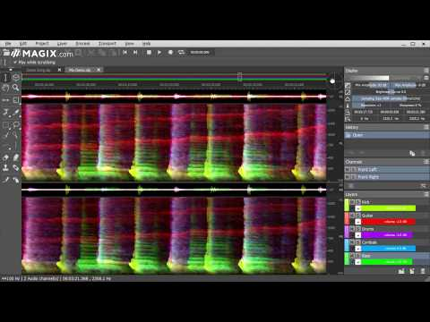 MAGIX SpectraLayers Download