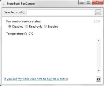 NoteBook FanControl Free Download