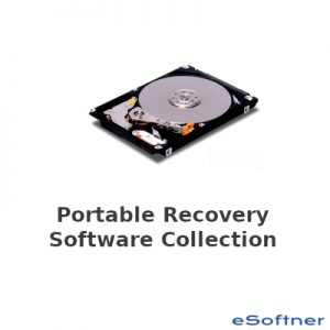 Portable Recovery Software Collection Logo