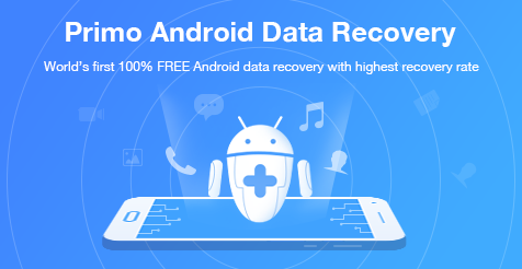 Primo Android Data Recovery Free Download