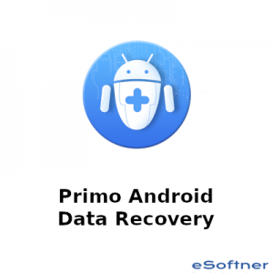 Primo Android Data Recovery Logo