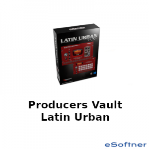 Producers Vault Latin Urban Logo