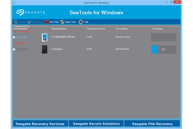 SeaTools Download