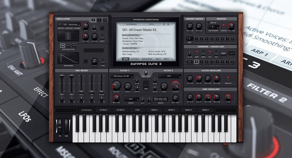 Synapse Audio Dune 3 Download